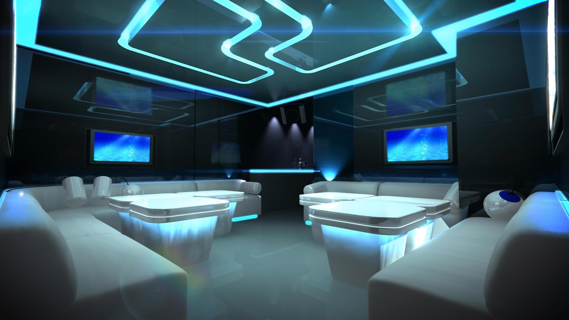 Lichteffekt mit Farb-LEDs