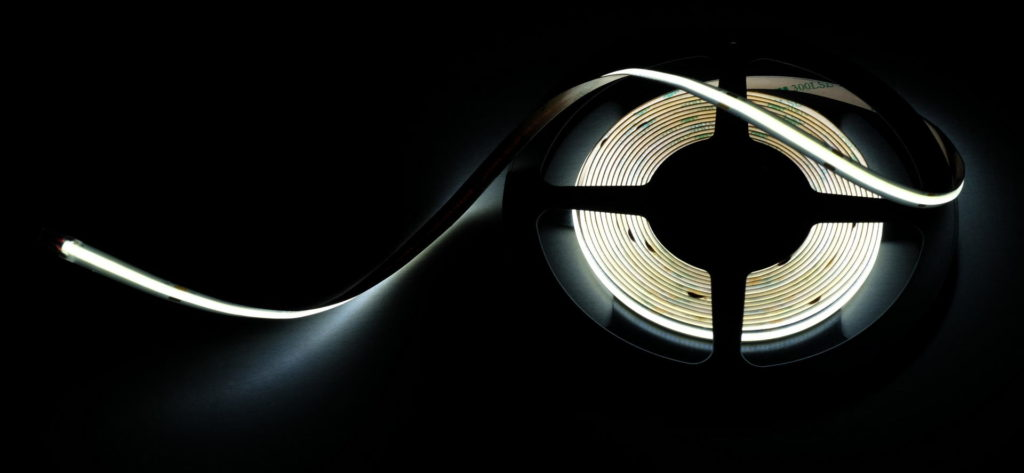 COB LED-Streifen ohne LED-Punkte