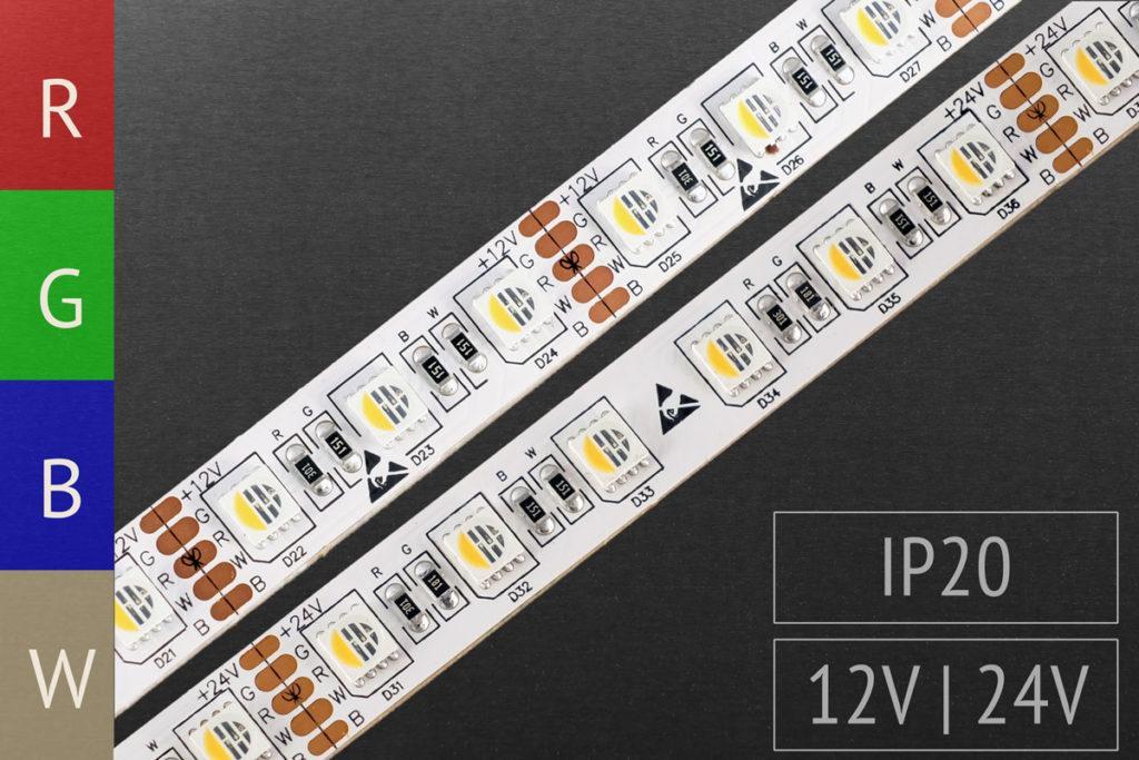 RGBW LED-Streifen