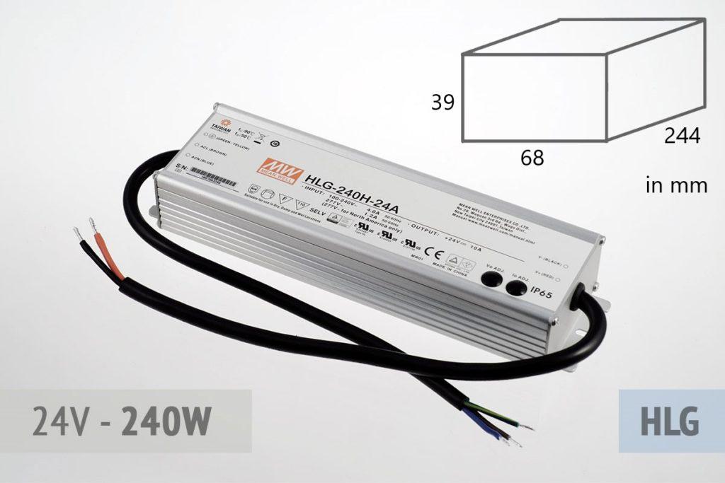 LED Netzteil Meanwell HLG-240