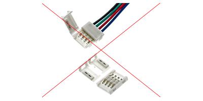 LED Stecker Schnellverbinder